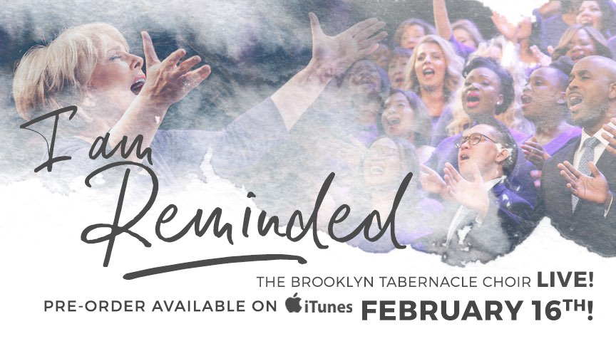 Brooklyn Tabernacle Choir To Release New Album